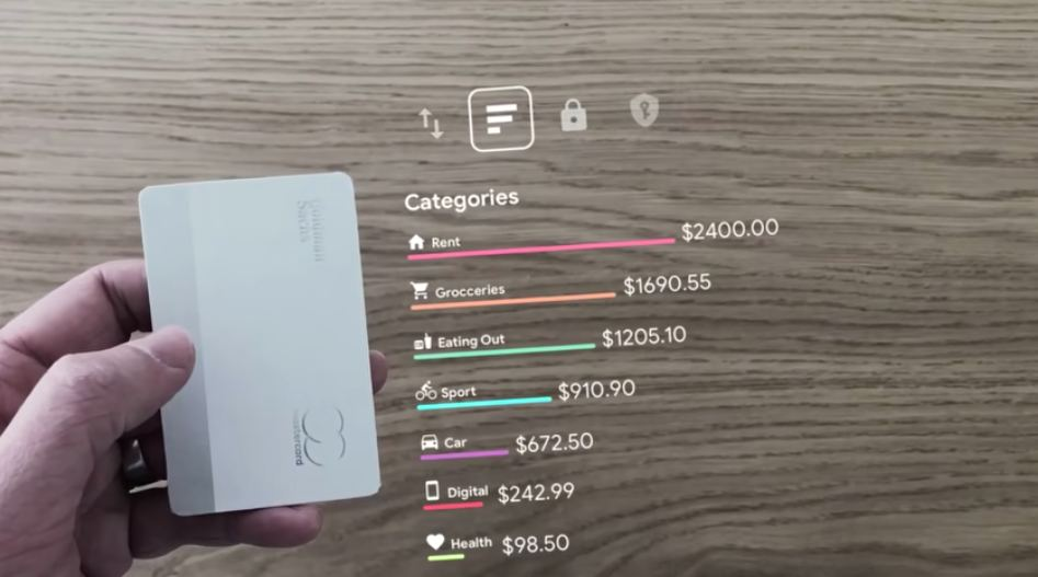 Check your financial statement using AR: Interesting advancement in Augmented Reality!