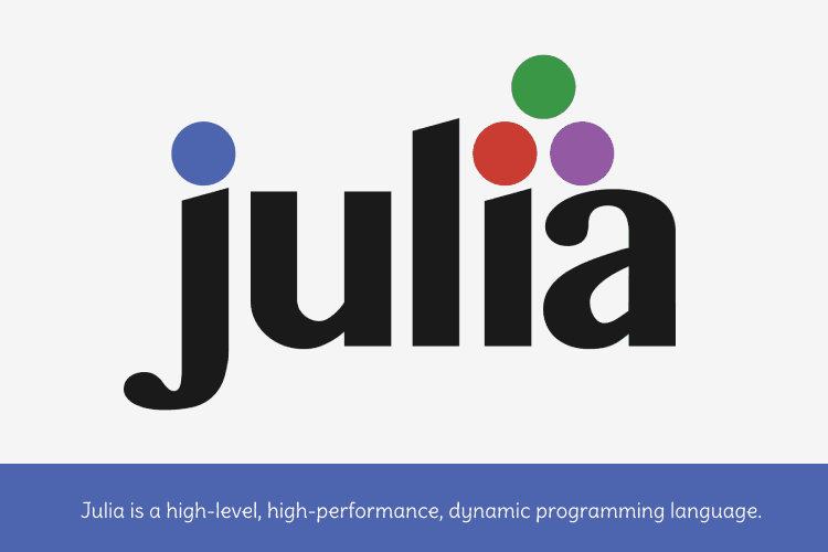 JULIA, New trending programming language for data science professionals!