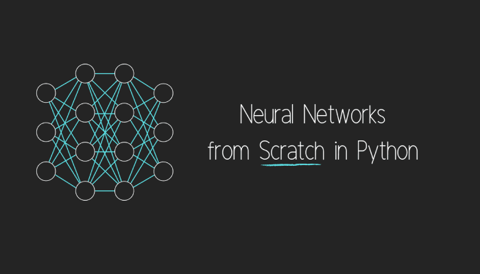 Building Neural Network from Scratch Using Python