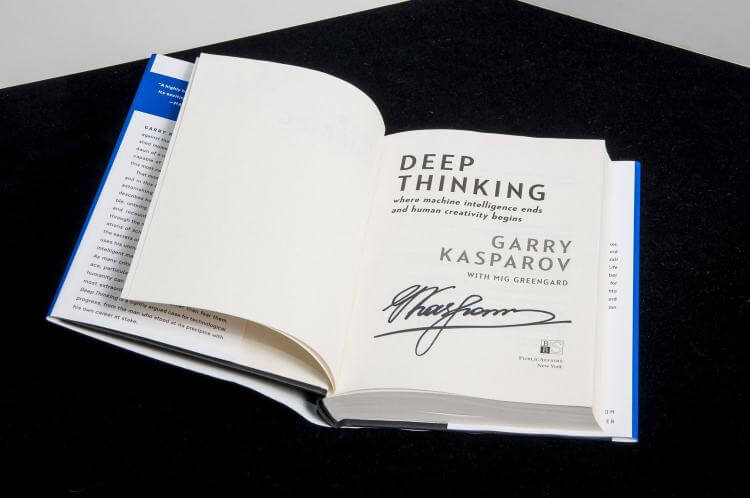 Deep Thinking Book