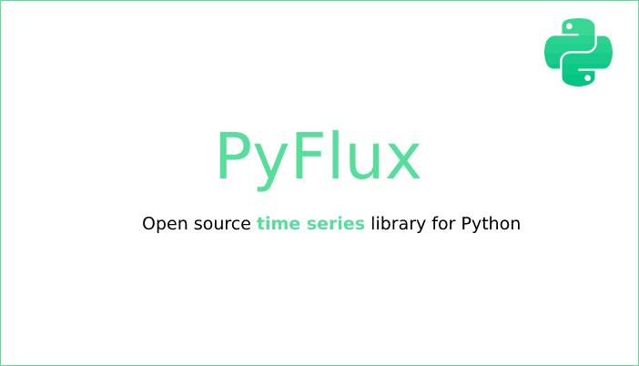 PyFlux: Open-source time series library for Python