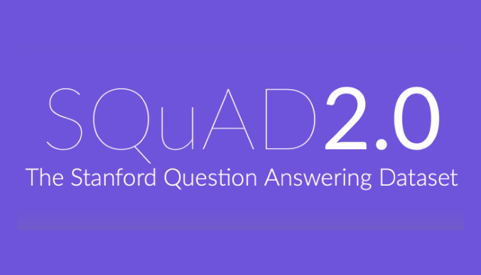 SQuAD2.0: The Stanford Question Answering Dataset