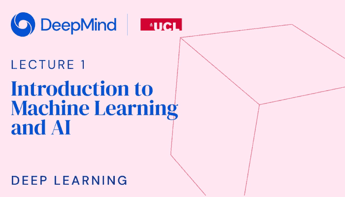 UCL and Deepmind for AI